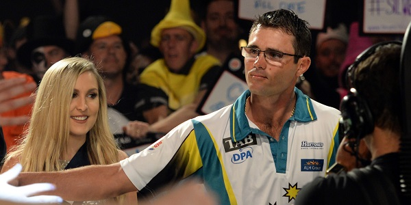 Damon Heta (Photosport NZ/PDC)