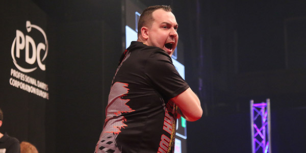 Kim Huybrechts (Tobias Wenzel, PDC Europe)