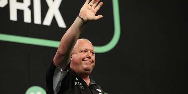 Mervyn King - Unibet World Grand Prix (Lawrence Lustig, PDC)