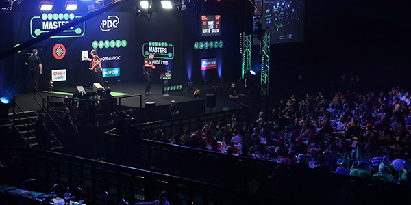 The Masters general view (PDC)