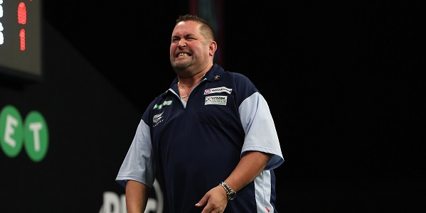 Alan Norris - Unibet World Grand Prix (Lawrence Lustig, PDC)