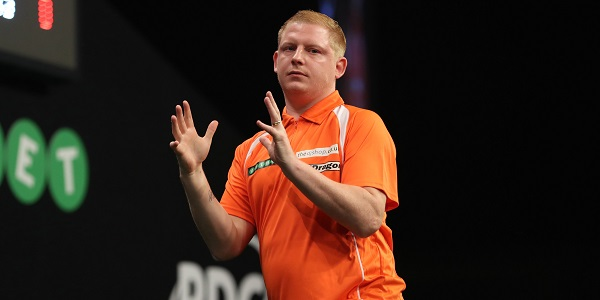 Richard North - Unibet World Grand Prix (Lawrence Lustig, PDC)