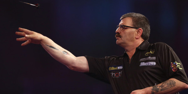 Warren Parry (Lawrence Lustig, PDC)