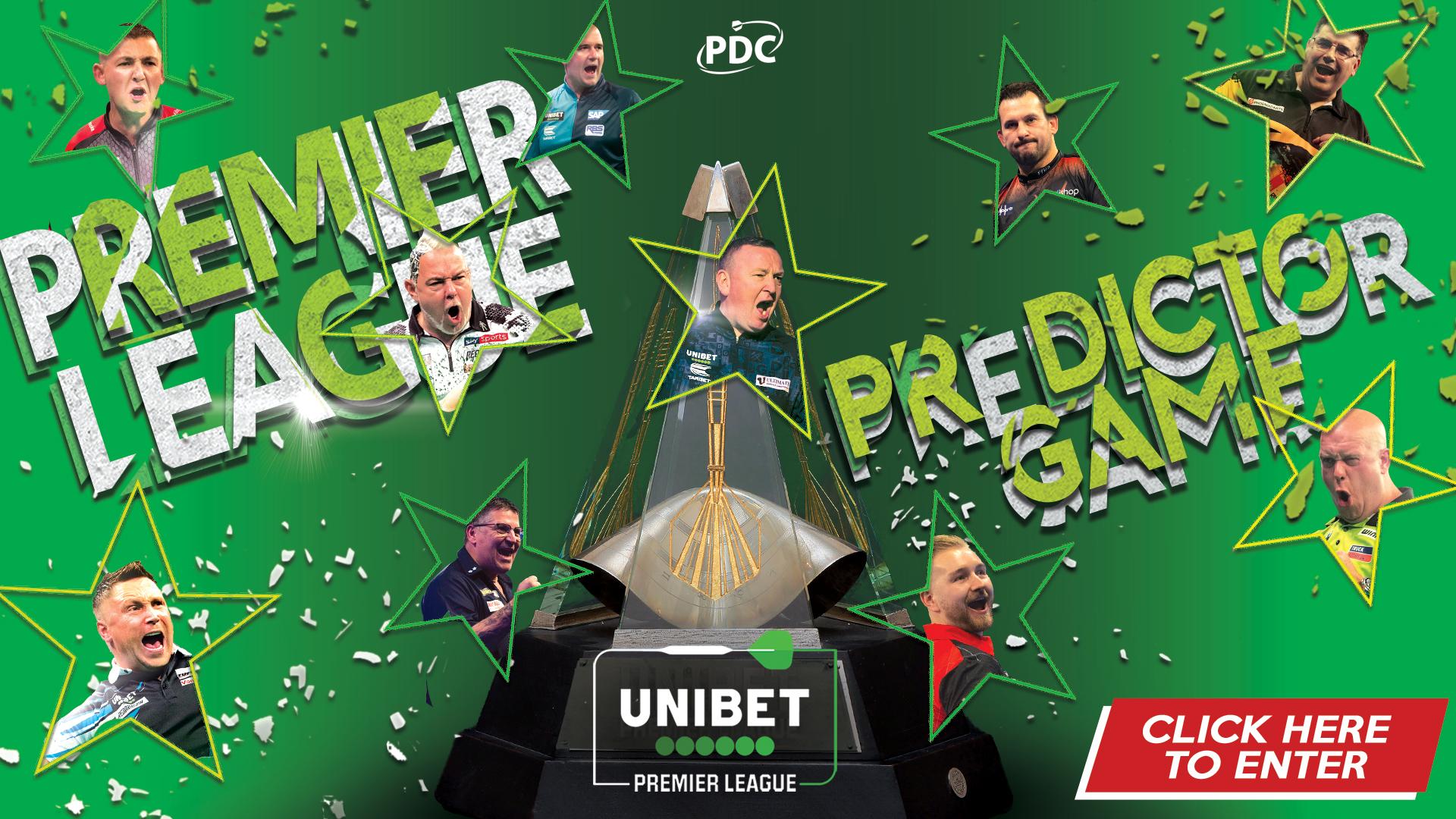 Unibet Premier League Predictor Game