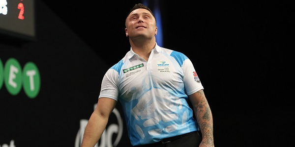 Gerwyn Price - Unibet World Grand Prix (Lawrence Lustig, PDC)
