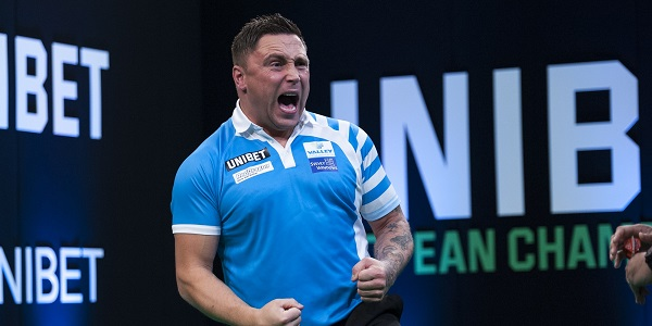 Gerwyn Price (Kelly Deckers, PDC)