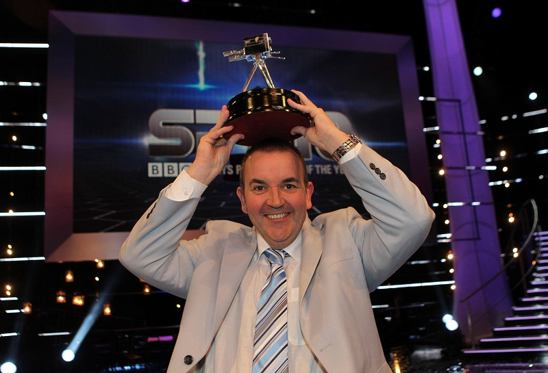 Phil Taylor - BBC Sports Personality of the Year Runner-Up