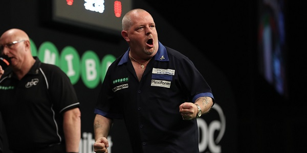 Robert Thornton - Unibet World Grand Prix (Lawrence Lustig, PDC)