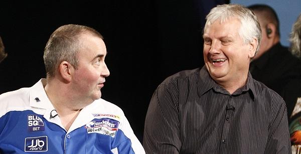 Phil Taylor & Rod Harrington (PDC)