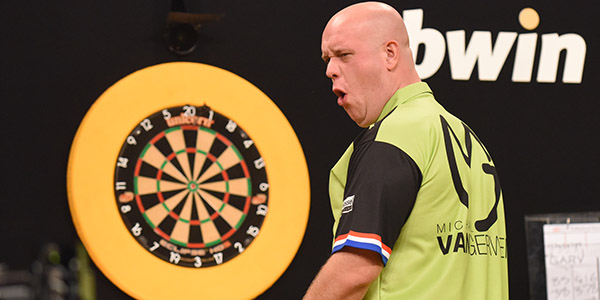 Michael van Gerwen (Chris Dean, PDC)