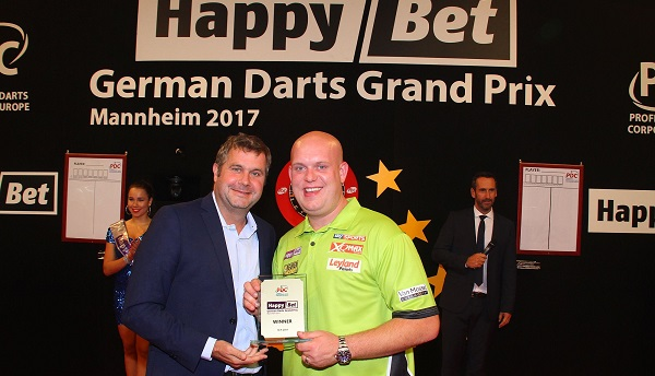 Michael van Gerwen - HappyBet German Darts Grand Prix (PDC Europe)