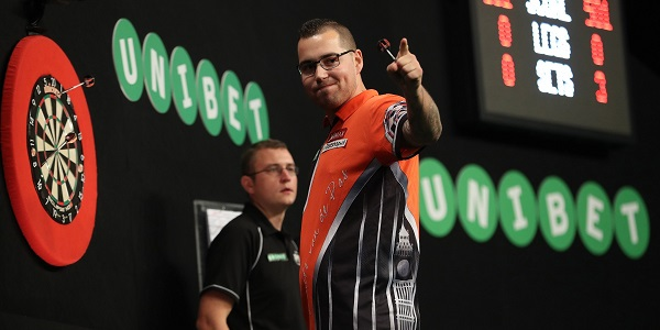 Benito van de Pas - Unibet World Grand Prix (Lawrence Lustig, PDC)