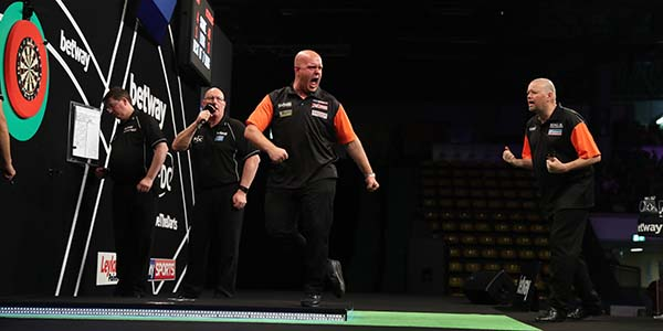 2018 PDC World Cup of Darts