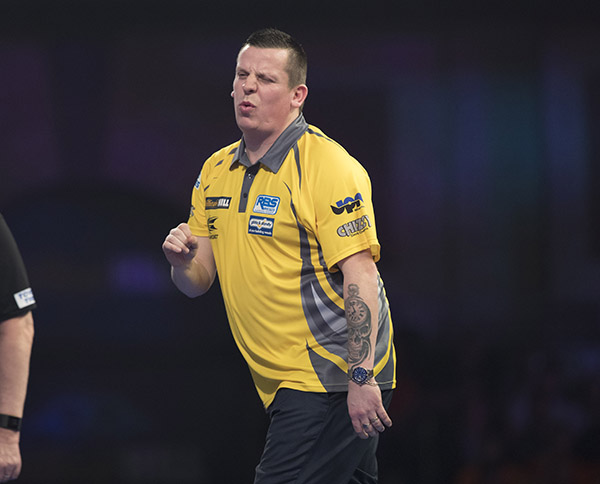 Dave Chisnall (Lawrence Lustig/PDC)
