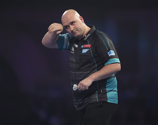 Rob Cross (Lawrence Lustig/PDC)