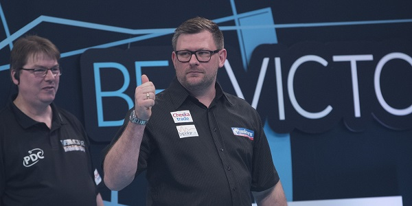 James Wade - BetVictor Masters (Lawrence Lustig, PDC)