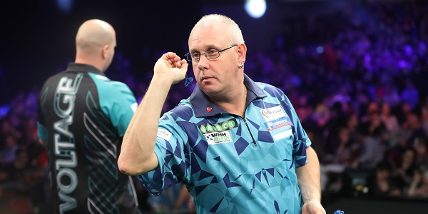 Ian White (Lawrence Lustig, PDC)