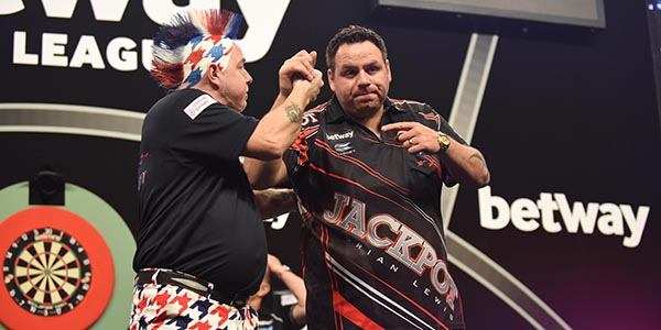 Peter Wright, Adrian Lewis (PDC)