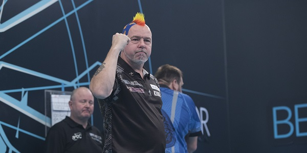 Peter Wright - BetVictor Masters (Lawrence Lustig, PDC)