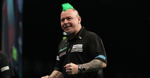 Peter Wright (Lawrence Lustig/PDC)