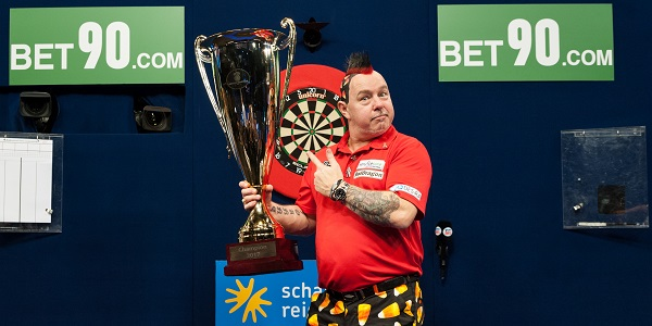 Peter Wright - German Darts Masters