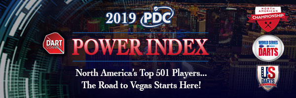 PDC North American Power Index