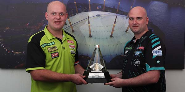 Van Gerwen, Cross (Lawrence Lustig, PDC)