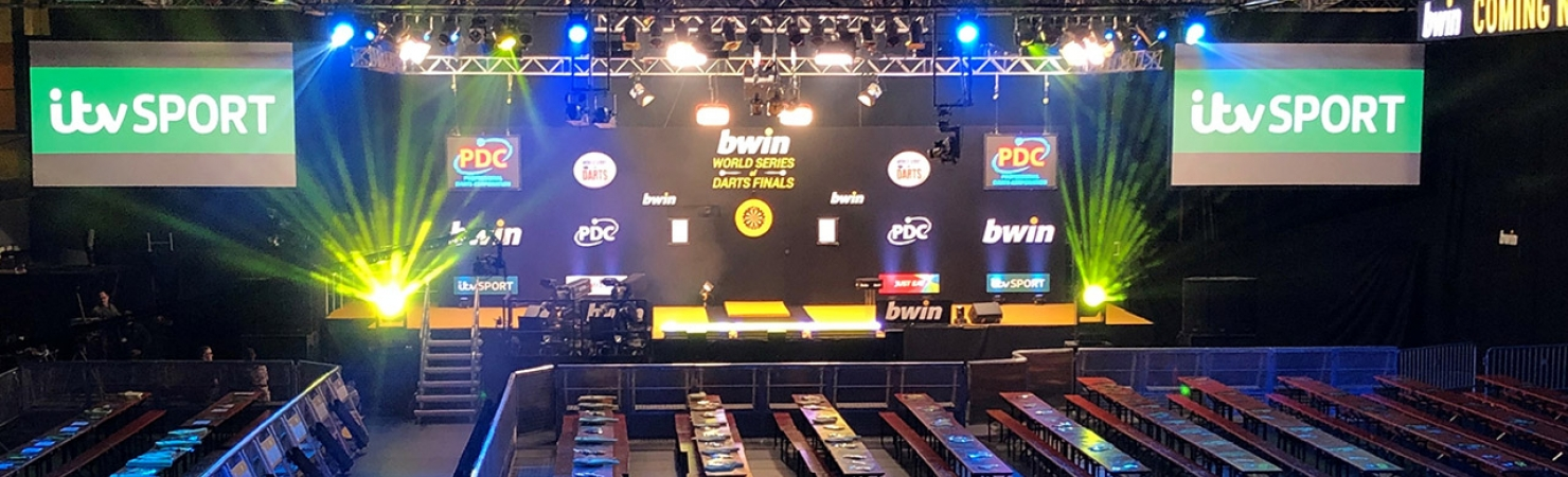 2018 World Series of Darts Finals | PDC