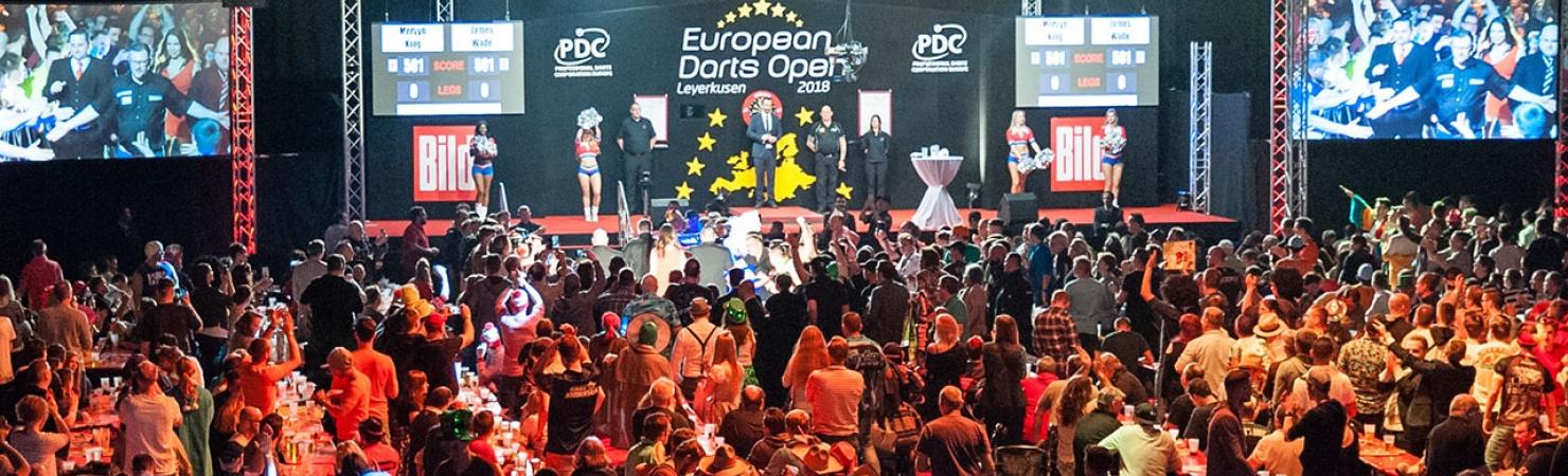 Dart European Tour 2021