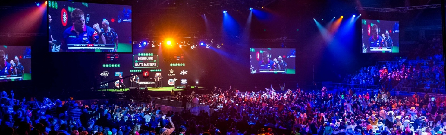 2019 Melbourne Darts Masters | PDC