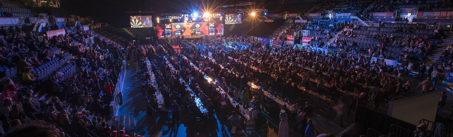 World Series of Darts Finals stage (PDC)
