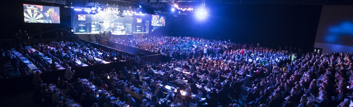 BetVictor Masters general view (PDC)