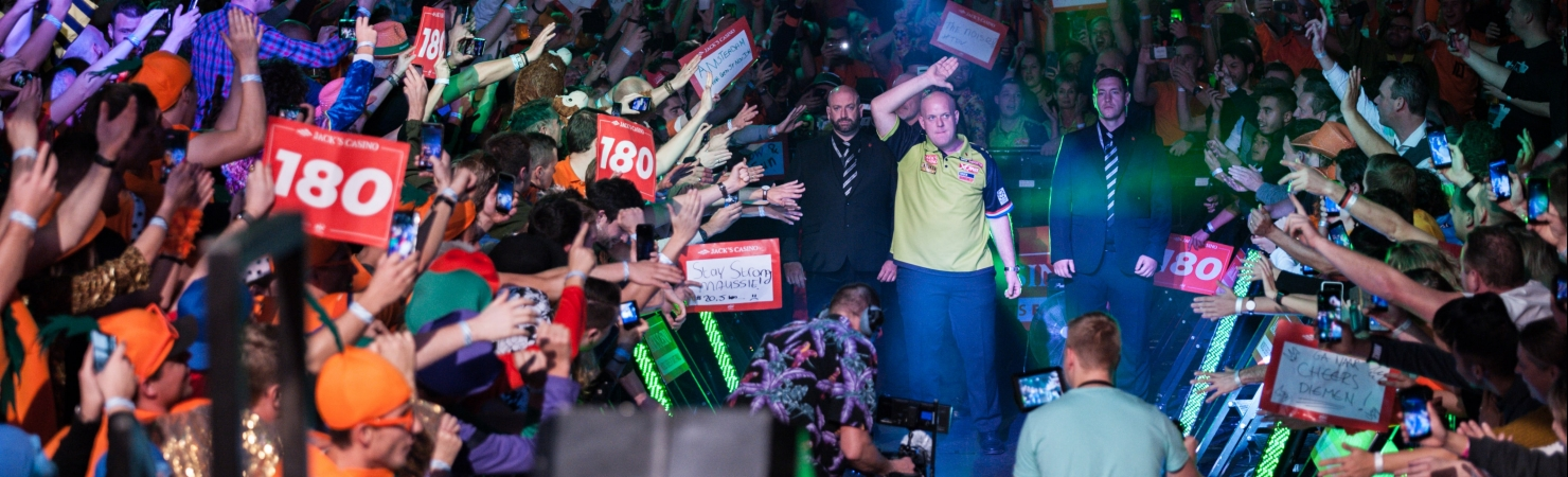 World Series of Darts Finals general view (PDC Europe)