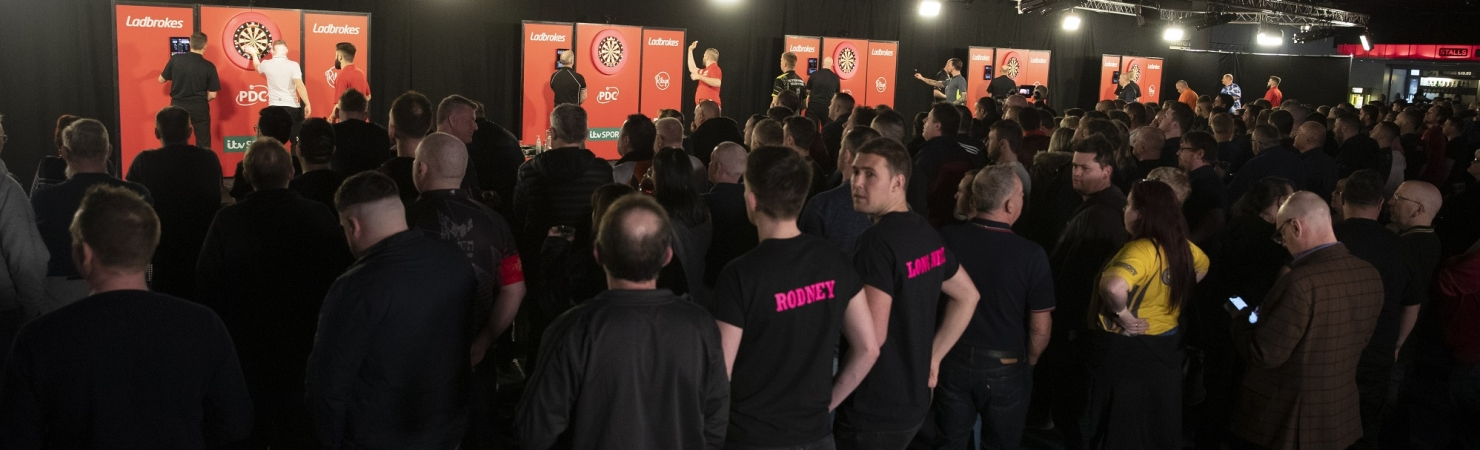 Ladbrokes UK Open