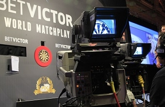 Darts on TV