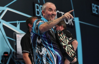 Phil Taylor - BetVictor World Matchplay (Lawrence Lustig, PDC)