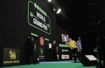 Unibet World Grand Prix (Lawrence Lustig, PDC)
