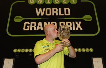 Michael van Gerwen - Unibet World Grand Prix (Lawrence Lustig, PDC)