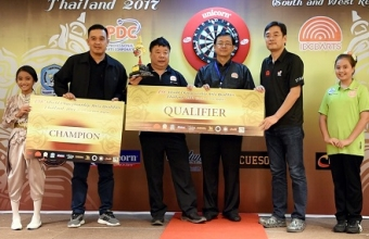 Paul Lim - South & West Asia Qualifier
