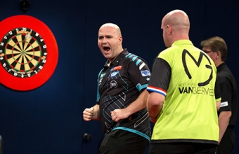 Rob Cross - Brisbane Darts Masters (PDC)