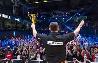 James Wade (Michael Braunschadel, PDC)
