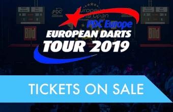 Tickets Pdc Dart Wm 2020