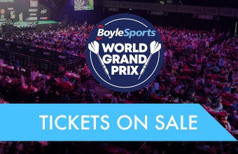 Darts Tickets, Darts Tour & Competition - PDC