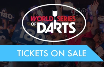 World Series of Darts ticket information