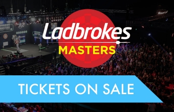 Masters tickets on sale (PDC)