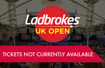 UK Open tickets