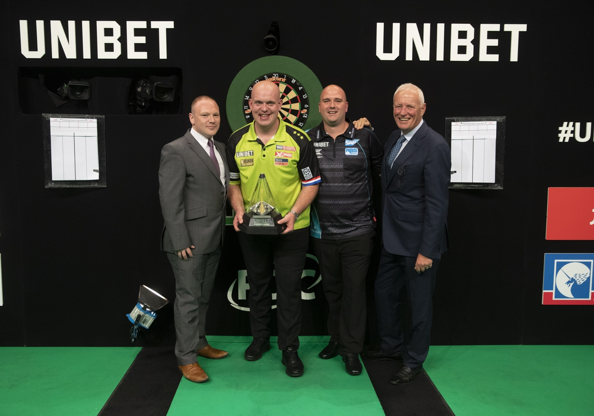 Unibet Premier League Presentation Party