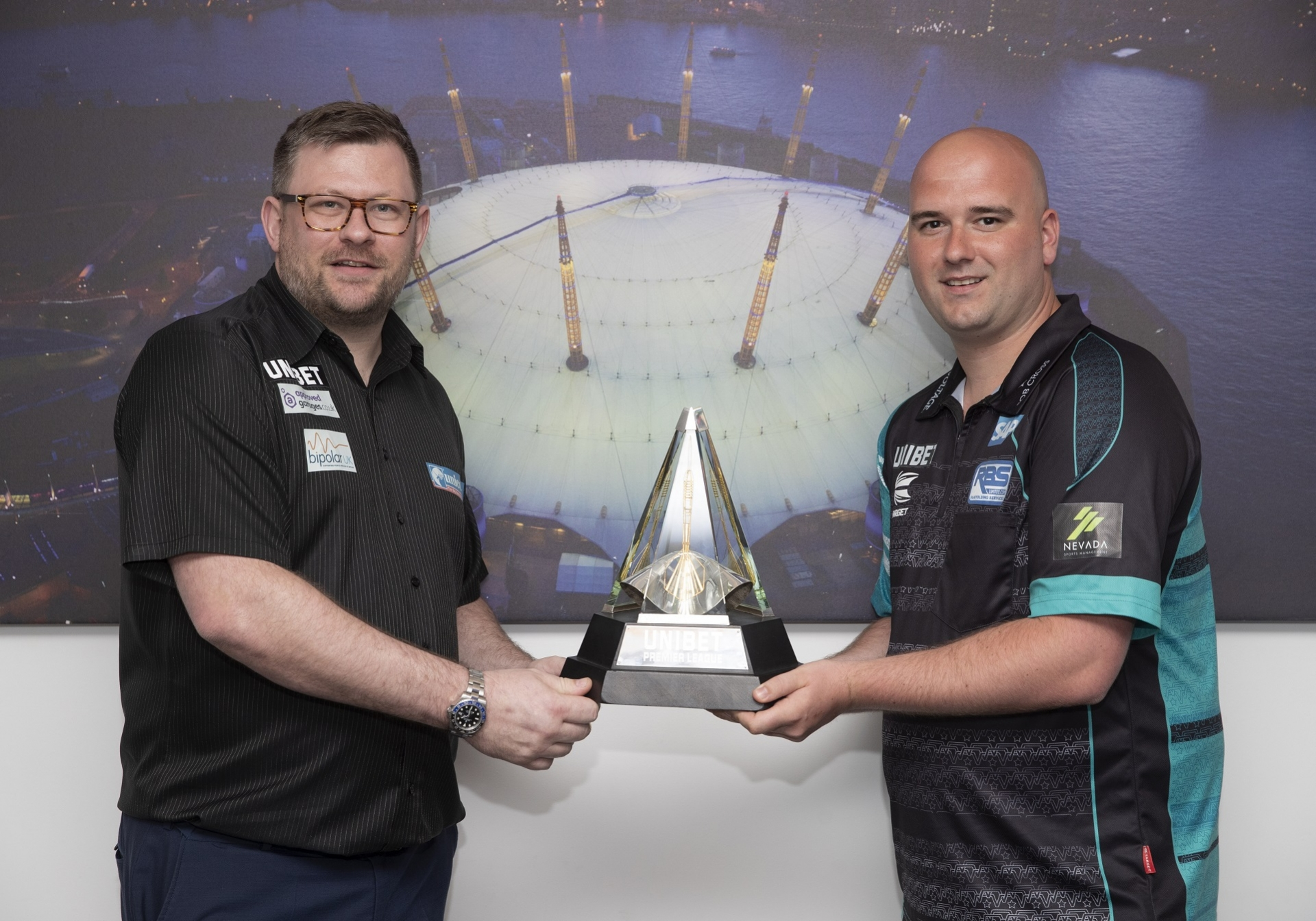James Wade & Rob Cross