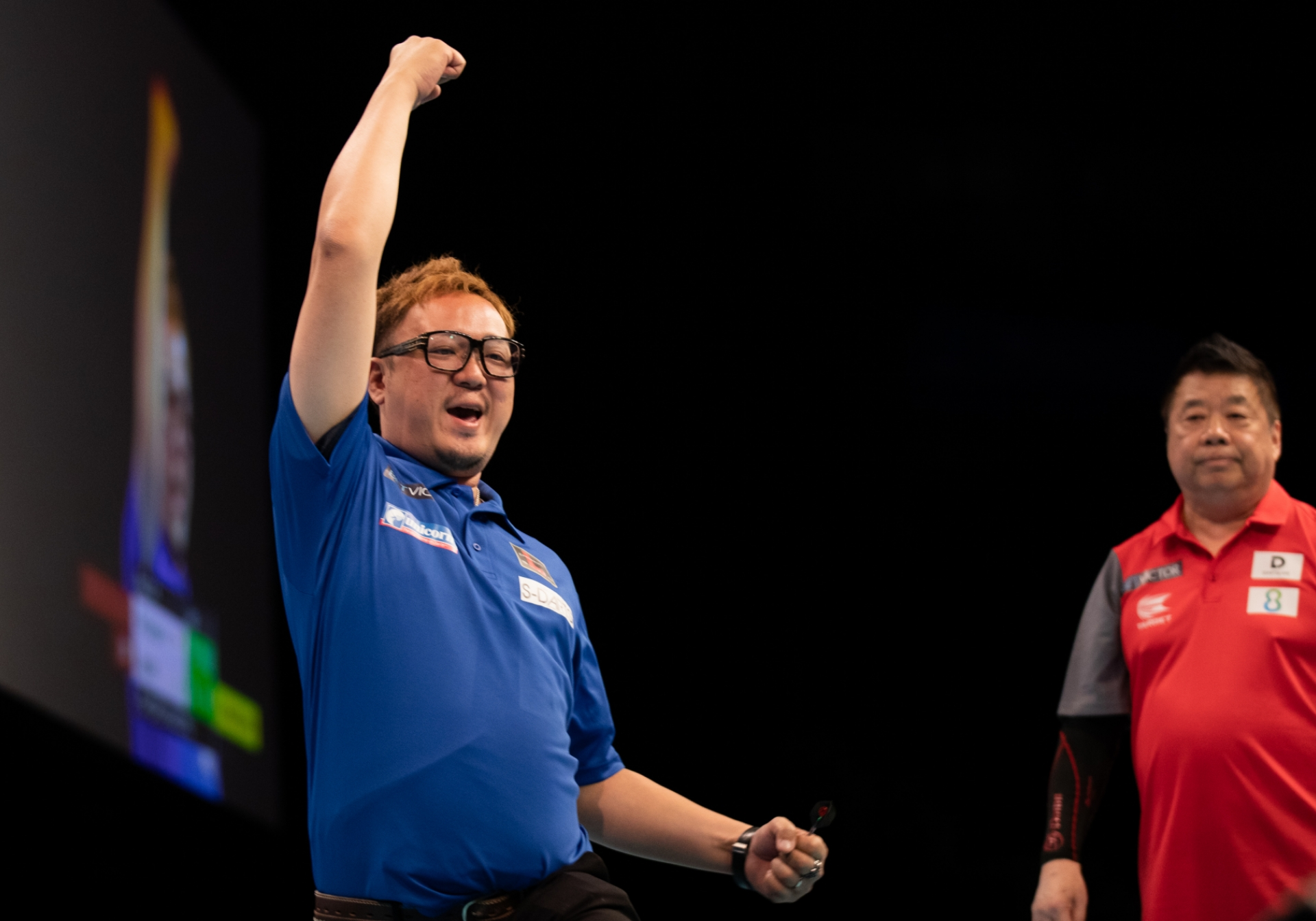Japan's Seigo Asada - BetVictor World Cup of Darts (Stefan Strassenberg)