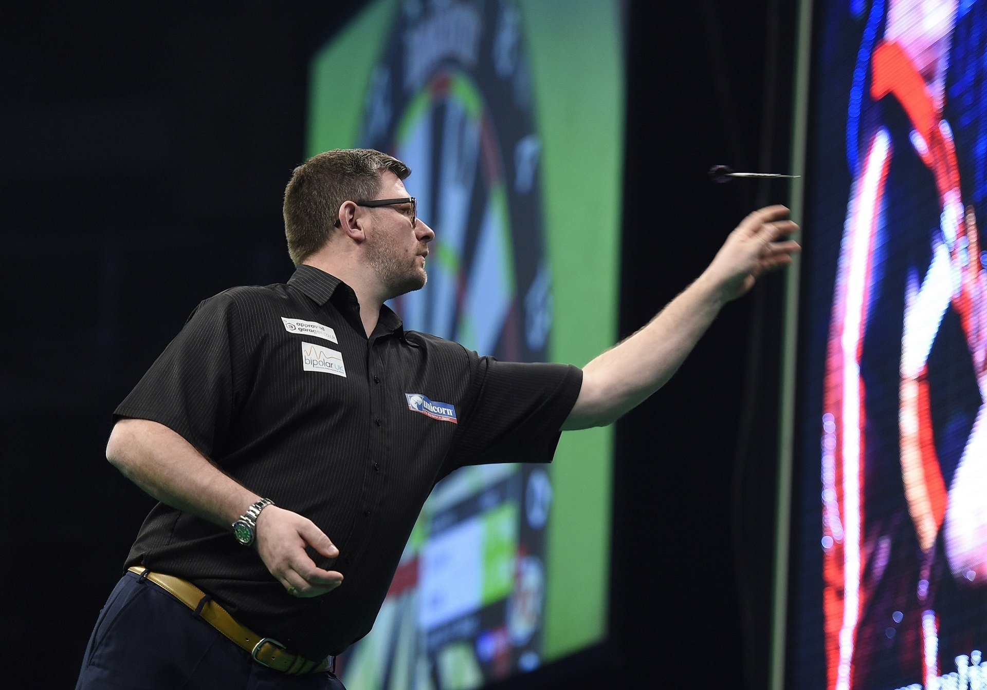 James Wade (Michael Cooper, PDC)